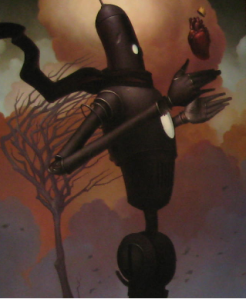 painting by Brian Despain
