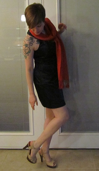 Richard Chai dress 2