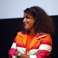Marjane Satrapi on Wikipedia
