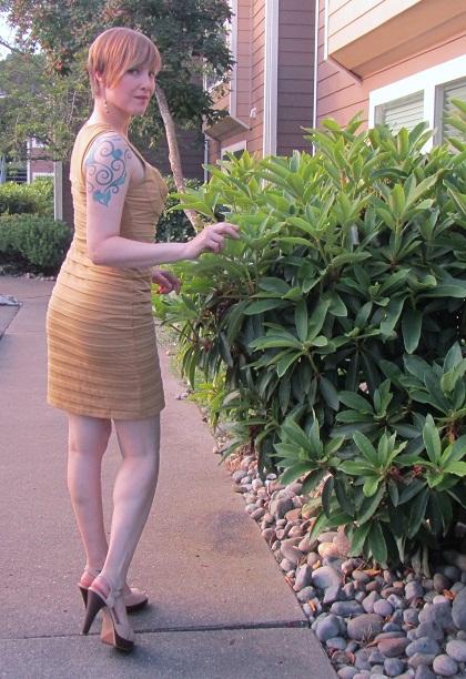 dress three