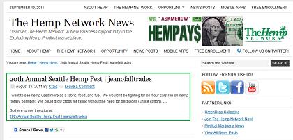 hemp news