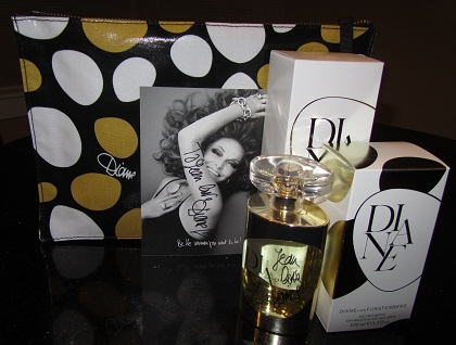 DIANE parfum and gift bag
