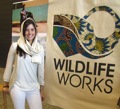 Wildlife Works scarf