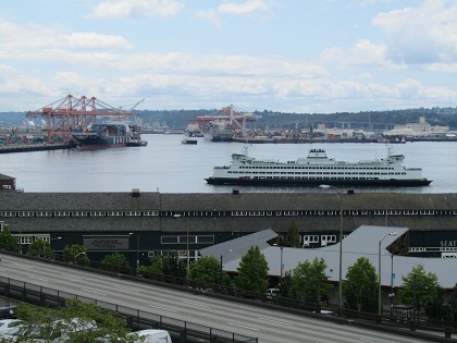 Elliott Bay