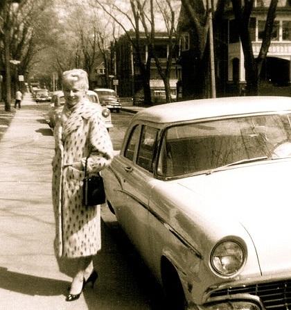 Oma in Toronto