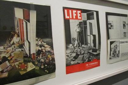 storage wall in Life magazine