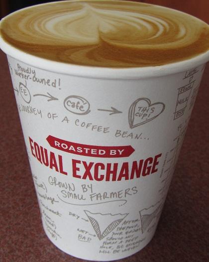 my latté