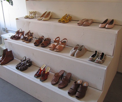 shoes at KV