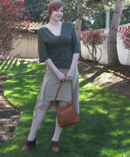 neutral and green