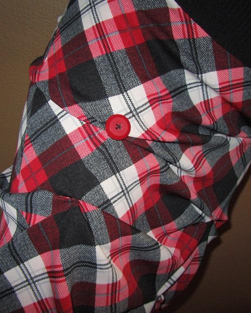 draping detail