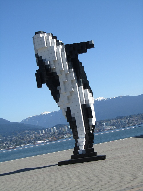 lego orca