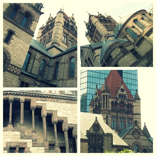 Trinity Church Collage