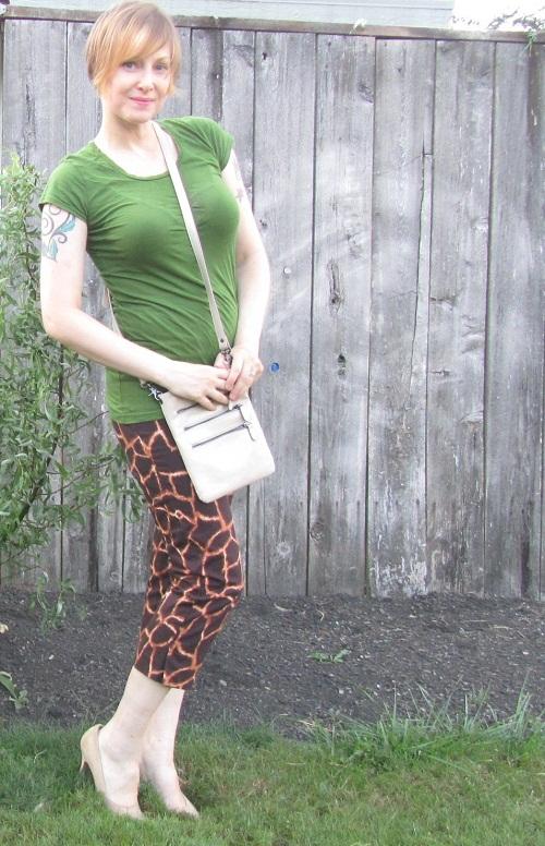giraffe pants