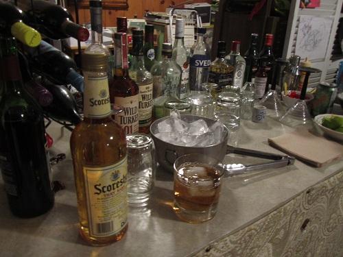 Lynn's bar