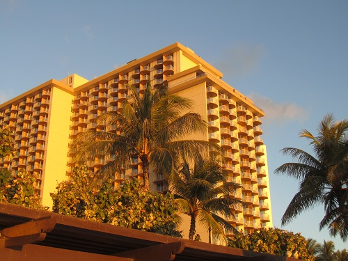 Waikiki hotel