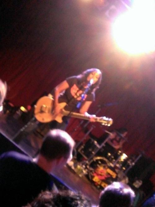 rhythm guitarist