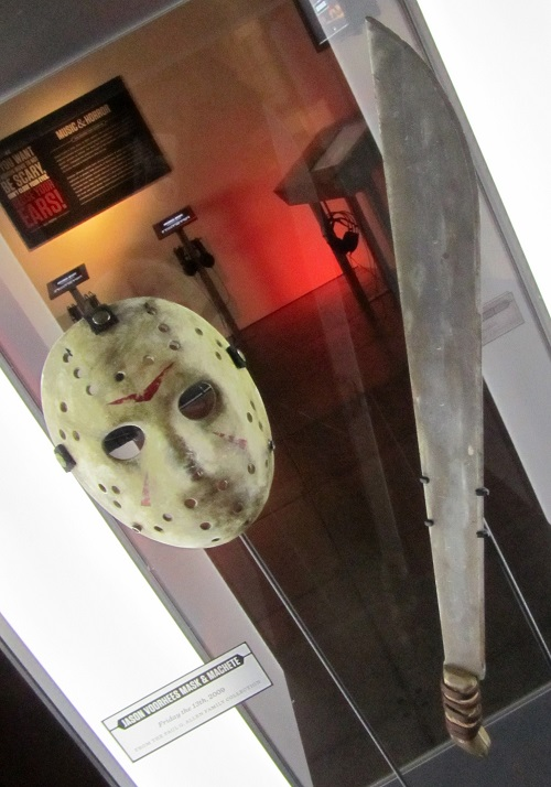 Mask from Friday the 13th