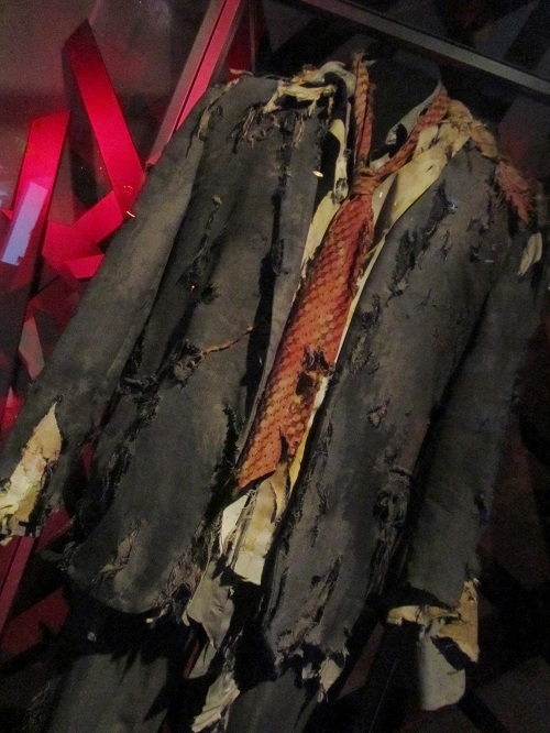 zombie suit from Thriller