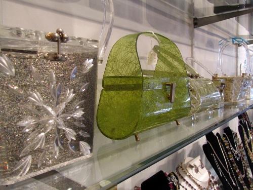 gilttery purses