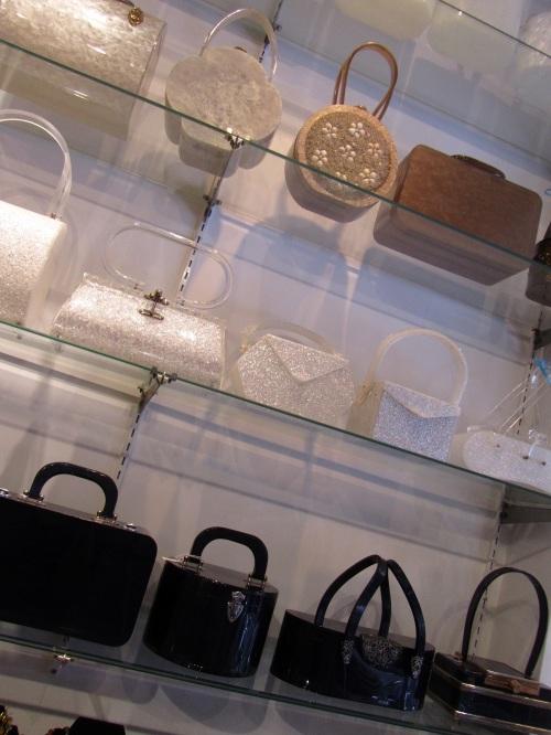 lucite bags