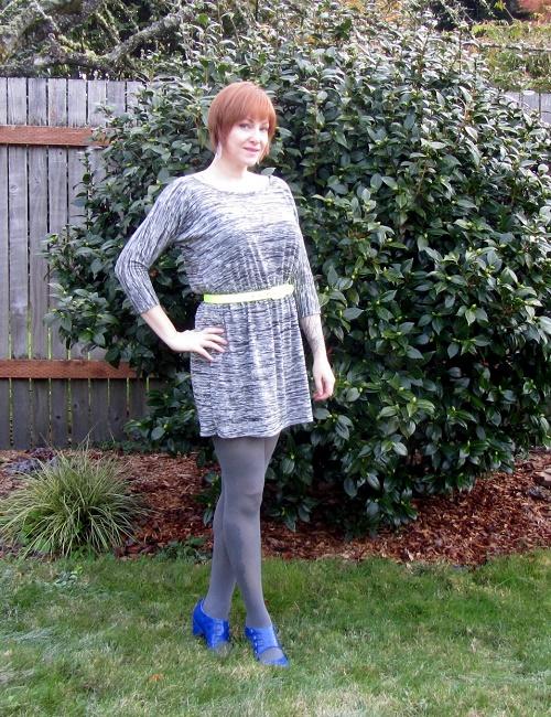 merled dress
