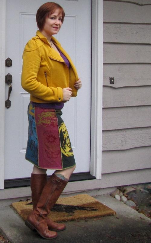 misprint skirt