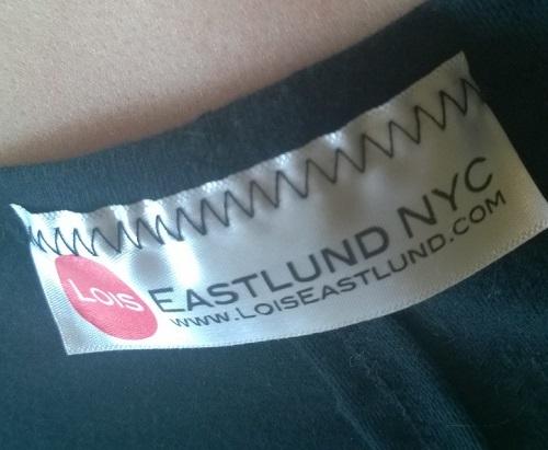 Lois Eastlund label