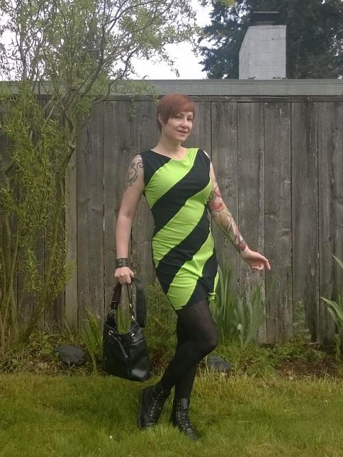 Lois Eastlund dress