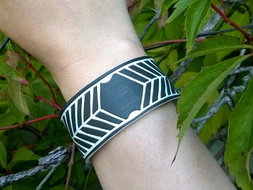 Cuff from Uncommon Goods